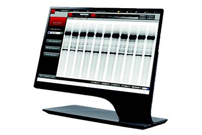 UVIband Image Quantification Software
