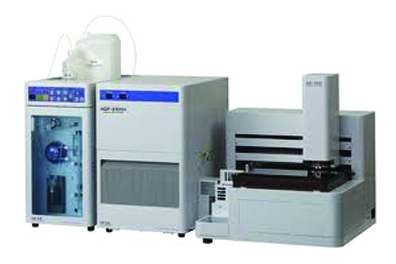 Combustion IC Analyzers (S, Fl, Cl, Br, & I)