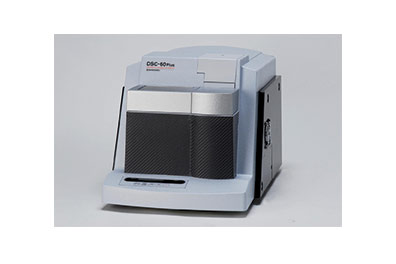 DSC-60 Plus Series Differential Scanning Calorimeters