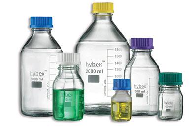 Media & Solution Bottles