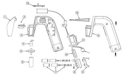 XP2 Parts