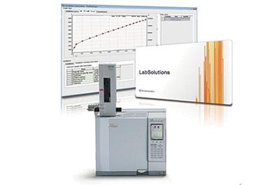 Simulated Distillation Gas Chromatography System