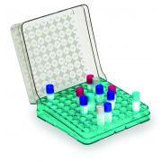 Arctic Square™ Cryo-Box PC 81 Place; assorted colours; 9x9 array; Pkg/4