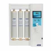 Aries System with 0.05 micron capsule ultrafilter (VP series cartridges sold separately)