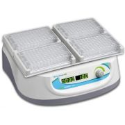 Benchmark OrbiShaker™ MP microplate shaker/vortexer with platform for 4 microplates; 3mm orbit; timer; variable speed (200-1500rpm); 120V.