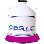 Series XC 32/8 Cryosystem.