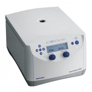 Eppendorf 5430 centrifuge package. Knob controls; 6x15/50mL fixed angle rotor (F-35-6-30) and adapters; 7830rpm max with included rotor; timer; soft brake function; programmable; 120V.