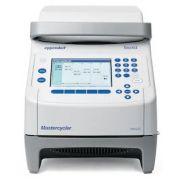 Eppendorf Mastercycler nexus gradient thermal cycler; accommodates 96-well PCR plates, 0.2 mL PCR tubes, 0.2 mL PCR tube strips and 0.5 mL PCR tubes; intuitive programming; universal block; flexlid®; temperature range of block: 4-99°C; gradient range: 1-2