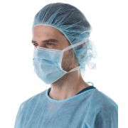 ASTM Level 3 Surgical Mask, Earloops 1000/Case