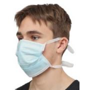 ASTM Level 3 Surgical Mask, Tie-on 1000/Case