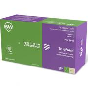 TrueForm, Exam Glove, L, 100/box
