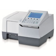 Shimadzu UV-1280 Spectrophotometer. Wavelength range: 190-1100nm; spectral bandwidth: 5nm; wavelength display and setting: 0.1nm; halogen lamp (2000hours); LCD display; easy to operate. Includes one high quality quartz 10x10x45mm cell. Measurement modes:
