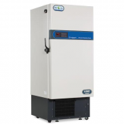 Eppendorf U360 Innova Freezer, 12.7 Cu. Ft.; 3 shelves; Vacuum insulation panel technology to reduce wall thickness resulting in 30% more internal capacity than freezers of equal size; Quick pull down and recovery time; Inner doors gasketed and insulated;